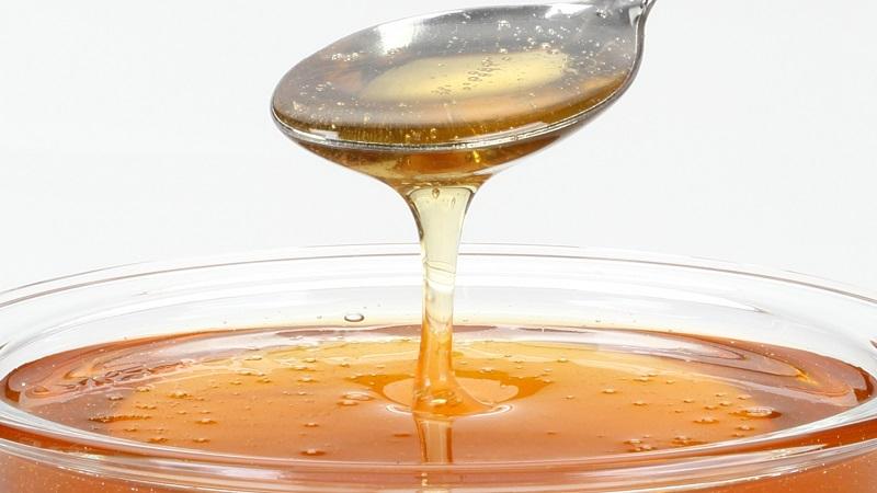 ハチミツの結晶化